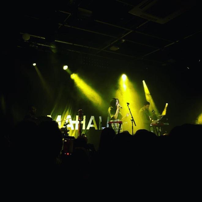 Mahalia at Gorilla in Manchester - Busk Music
