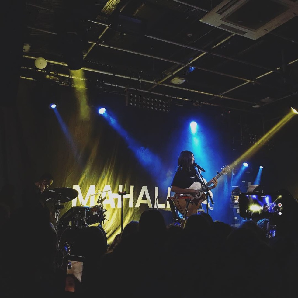 Mahalia - Busk Music