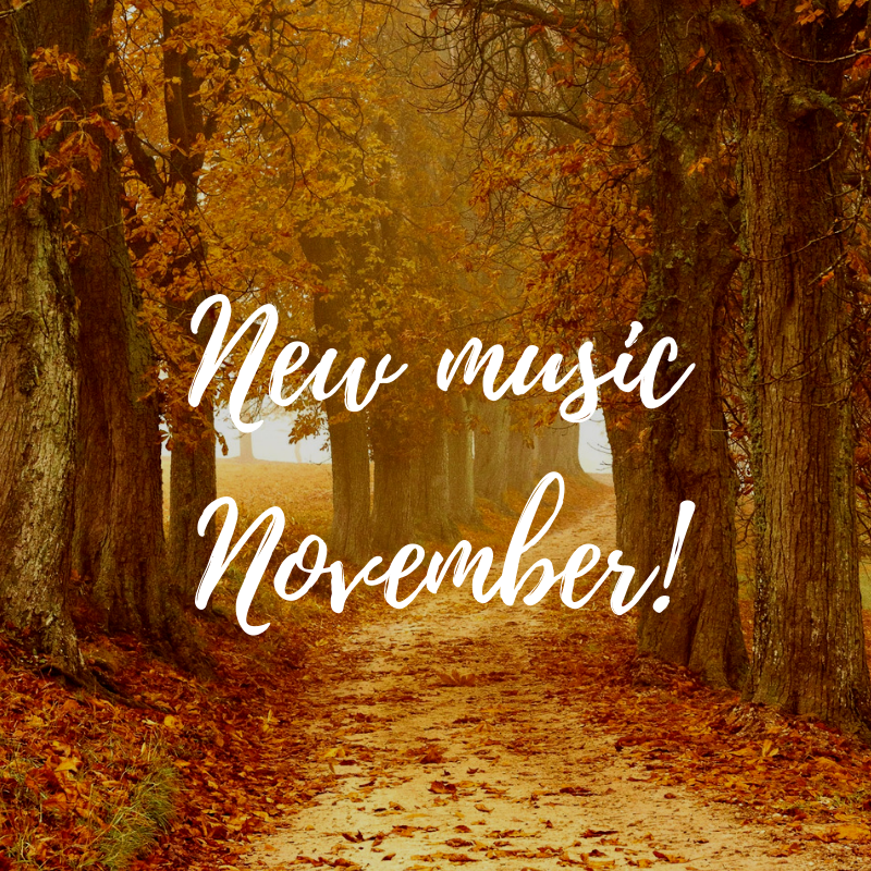 New Music November - Busk Music